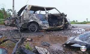 Acidente entre dois carros no Pará deixa cinco mortos