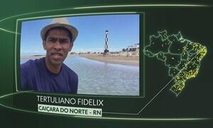 Caiçara do Norte, Chupinguaia, C. Grosso, Itaqui, Bom Conselho, T. de Freitas e R. Preto