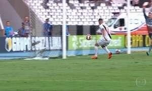 Confira os gols dos campeonatos estaduais neste domingo (18)