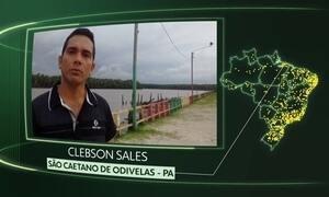 Campestre do Maranhão, Curitibano, Maringá, Presidente Venceslau, São Caetano de Odivelas