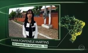 São Miguel do Tocantins, Itumbiara, Itamarandiba, Prata, Maranguape e Ilha das Flores