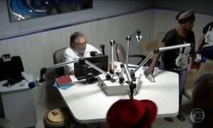 Ladrão invade emissora de rádio em Caruaru (PE)
