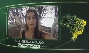 São Jerônimo, Martins, Mirante do Paranapanema, Salvador do Sul, Santa Maria do Tocantins