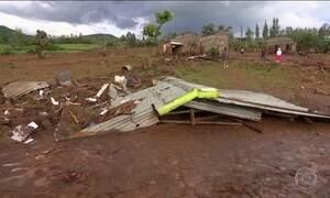 Rompimento de represa no Quênia mata 47