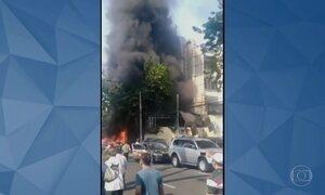 Ataque de família suicida deixa 13 mortos na Indonésia