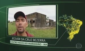 Centro Novo do Maranhão, Altinho, Iraquara, Jaraguari, Marilena, José Raydan e Rio Branco