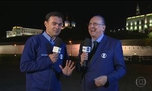 Partida Brasil x Bélgica vai ter 'inimigos cordiais', lembra Tino Marcos