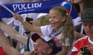 Rússia celebra o melhor resultado em Copa desde o fim da União Soviética