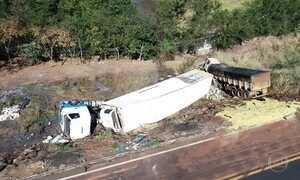 Imprudência causa a morte de seis pessoas em acidente na BR-365