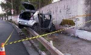 Motorista bêbado provoca duas mortes em São Paulo