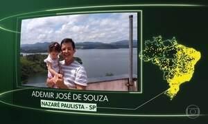 Nazaré Paulista, Abaré, Redenção, Nova Trento, Glória do Goitá, Lago dos Rodrigues