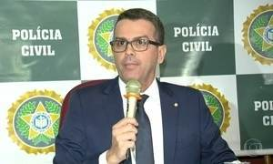Chefe da Polícia Civil do Rio diz que denúncia do MP é ilegal
