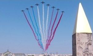 França reforça a segurança para fim de semana de feriado nacional e final da Copa