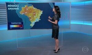 Saiba como fica o tempo neste domingo (15) no Brasil