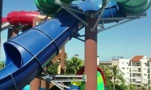 Turista morre no Beach Park, nos arredores de Fortaleza
