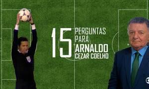 15 perguntas para Arnaldo Cezar Coelho