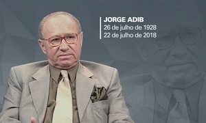 Ex-diretor de merchandising da Rede Globo Jorge Adib morre aos 89 anos, no Rio de Janeiro