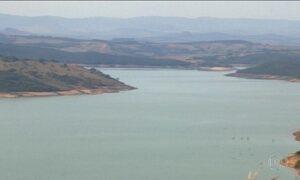 Reservatório de Furnas tem menor nível para julho em 17 anos