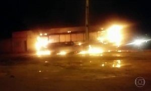 Roraima vive a segunda noite de violência