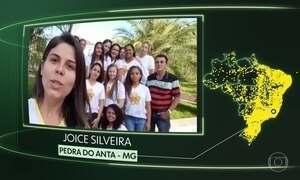 Vídeos de Pedra do Anta, Tiradentes do Sul, Gavião Peixoto, Santa Rosa de Goiás e Tabira