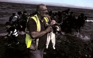 O drama dos refugiados da Palestina e da Síria na Europa