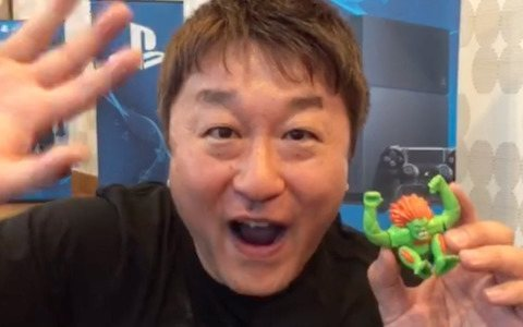 Yoshinori Ono - Criador da série Street Fighter