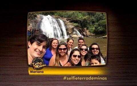 'Selfieterrademinas': veja fotos de internautas em pontos turísticos ()