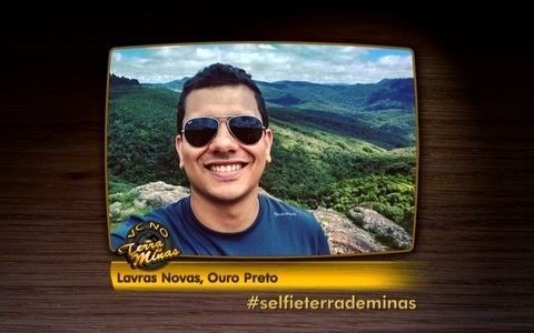 #SelfieTerradeMinas: fotos mostram pontos turísticos e paisagens de Minas Gerais ()