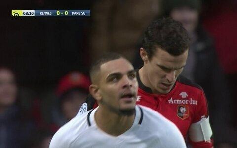 Fora de casa, PSG vence Rennes por 1 a 0 na 20ª rodada do Francês