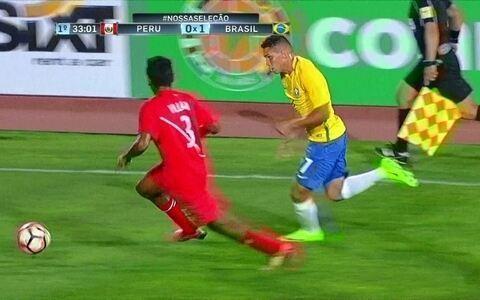 Brasil inicia bem o Sul-Americano Sub-17:  3 a 0 no Peru