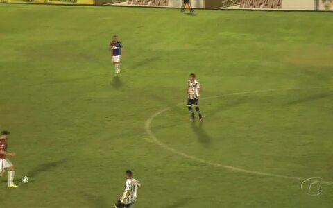 Copa do Brasil: ASA empata com o Paraná Clube, em Arapiraca