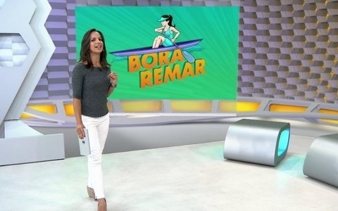Viviane Costa intensifica os treinos no Lago Paranoá