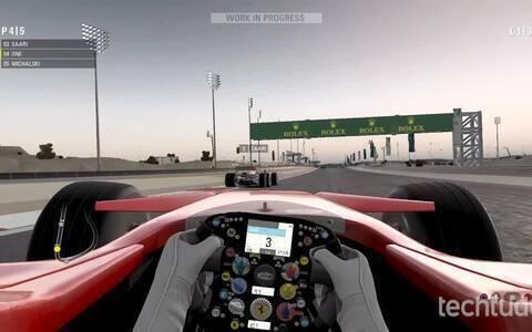 F1 2017 - Uma volta a bordo da Ferrari 2007