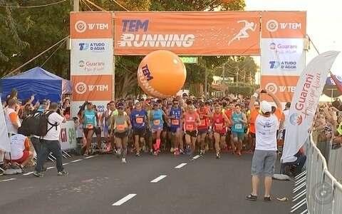 Confira os campeões da segunda edição do TEM Running em Rio Preto