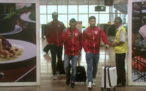 Após empate com o Juventude, CRB desembarca em Maceió