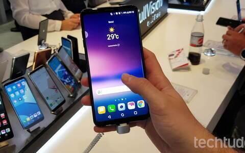 LG V30: conheça o novo smartphone premium da LG