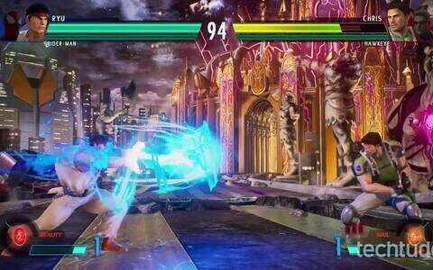 Marvel Vs. Capcom Infinite - Gameplay