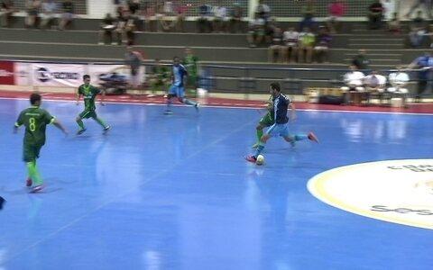 Brasília e São Sebastião se classificam para o mata-mata da Copa Brasília de Futsal