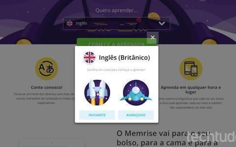 Curso de inglês completo e grátis; aproveite o site e o app
