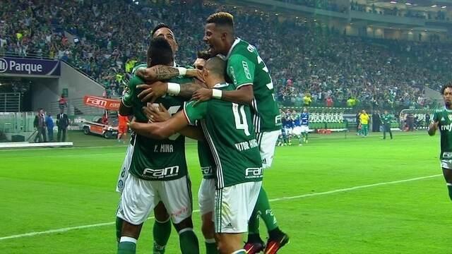 Resultado de imagem para brasil 2016 - Santos 1 x 1 Palmeiras