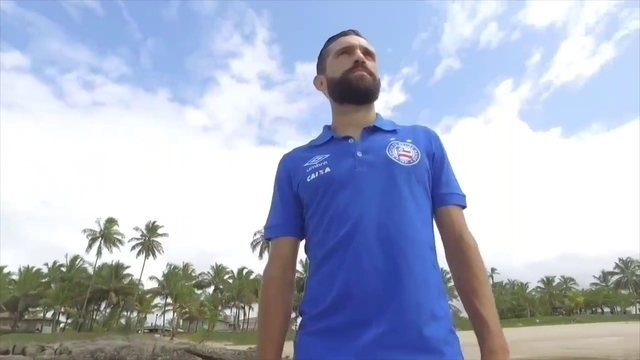 BLOG: Campeão no Palmeiras, Allione agora quer brilhar no Bahia; o Brasileirão vem aí