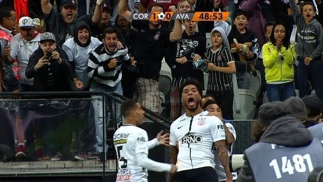 BLOG: Assista ao gol de peito de Kazim para o Corinthians narrado em inglês