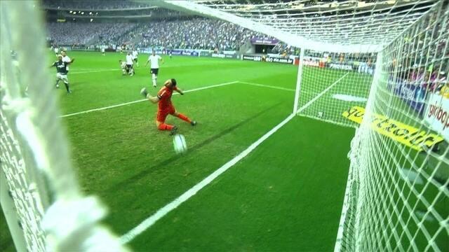 Os melhores momentos de Palmeiras 1 x 0 Corinthians pela 24ª rodada do Brasileirão