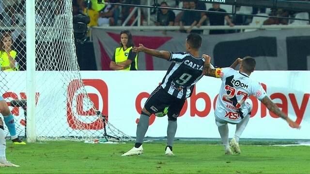 31a2a4cd085f1 Botafogo 1 x 1 Vasco - Campeonato Brasileiro 2018 rodada 28 - Tempo ...