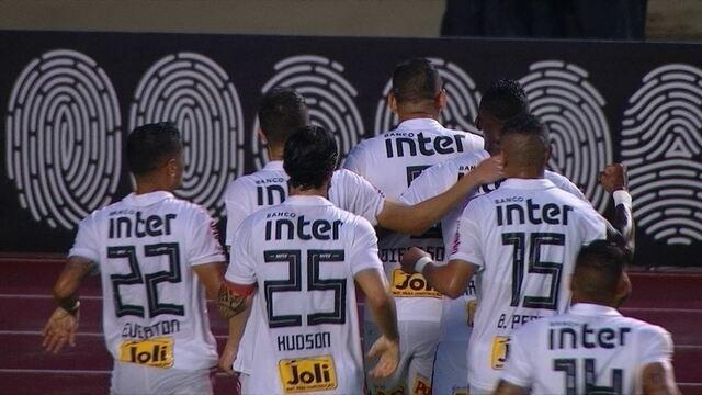 O gol de São Paulo 1 x 0 Cruzeiro pela 35ª rodada do Campeonato Brasileiro