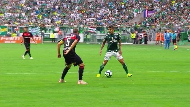 de7d77513b8a9 Melhores momentos  Palmeiras 3 x 2 Vitória pela 38ª rodada do Brasileirão