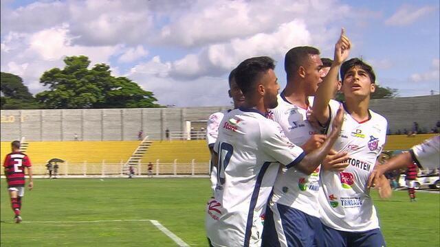 Melhores momentos: Trindade 1 x 0 Flamengo pela Copa SP de Futebol Júnior