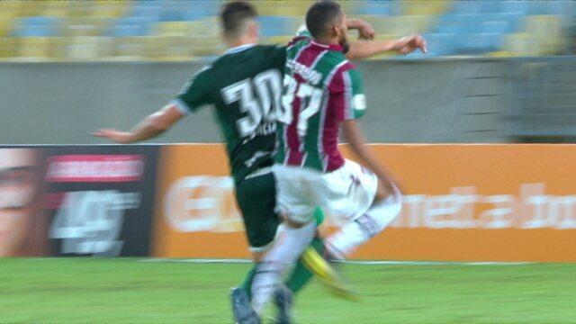 Melhores momentos: Fluminense 0 x 1 Goiás pela 1ª rodada do Brasileirão 2019