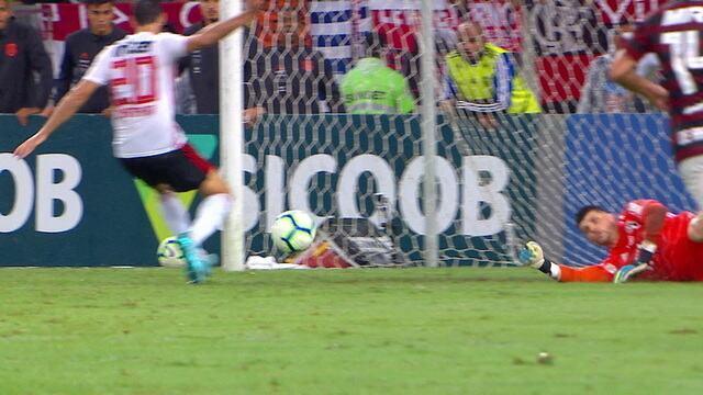 Melhores momentos: Flamengo 0 x 0 São Paulo pela 22ª rodada do Brasileirão 2019
