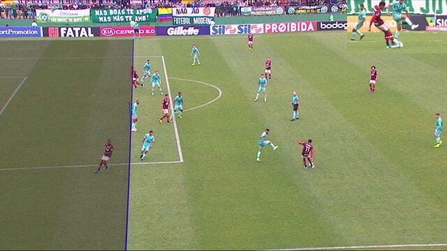 Central do Apito: Sandro Meira Ricci diz que gol de Bruno Henrique é legal